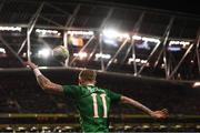 15 November 2018; James McClean of Republic of Ireland during the International Friendly match between Republic of Ireland and Northern Ireland at the Aviva Stadium in Dublin. Photo by Stephen McCarthy/Sportsfile