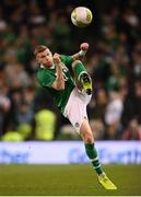 15 November 2018; James McClean of Republic of Ireland in action during the International Friendly match between Republic of Ireland and Northern Ireland at the Aviva Stadium in Dublin. Photo by Stephen McCarthy/Sportsfile