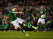 15 November 2018; James McClean of Republic of Ireland during the International Friendly match between Republic of Ireland and Northern Ireland at the Aviva Stadium in Dublin. Photo by Seb Daly/Sportsfile