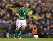 15 November 2018; Glenn Whelan of Republic of Ireland during the International Friendly match between Republic of Ireland and Northern Ireland at the Aviva Stadium in Dublin. Photo by Harry Murphy/Sportsfile