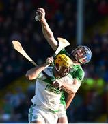 18 November 2018; Colin Fennelly of Naomh Éanna in action against Colin Fennelly of Ballyhale Shamrocks during the AIB Leinster GAA Hurling Senior Club Championship semi-final match between Naomh Éanna and Ballyhale Shamrocks at Innovate Wexford Park in Wexford. Photo by Matt Browne/Sportsfile