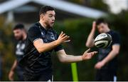 19 November 2018; Josh Murphy during Leinster Rugby squad training at UCD in Dublin. Photo by Ramsey Cardy/Sportsfile