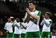 19 November 2018; Seamus Coleman of Republic of Ireland following the UEFA Nations League B match between Denmark and Republic of Ireland at Ceres Park in Aarhus, Denmark. Photo by Stephen McCarthy/Sportsfile