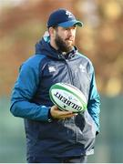 20 November 2018; Defence coach Andy Farrell during Ireland Rugby squad training at Carton House in Maynooth, Co Kildare. Photo by Ramsey Cardy/Sportsfile