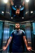 20 November 2018; Stuart McCloskey poses for a portrait following an Ireland Rugby press conference at Carton House in Maynooth, Co Kildare. Photo by Ramsey Cardy/Sportsfile