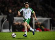 19 November 2018; Seamus Coleman of Republic of Ireland during the UEFA Nations League B group four match between Denmark and Republic of Ireland at Ceres Park in Aarhus, Denmark. Photo by Stephen McCarthy/Sportsfile
