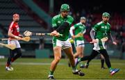 18 November 2018; Tom Morrissey of Limerick during the Aer Lingus Fenway Hurling Classic 2018 Final match between Cork and Limerick at Fenway Park in Boston, MA, USA. Photo by Piaras Ó Mídheach/Sportsfile