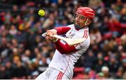 18 November 2018; Anthony Nash of Cork during the Aer Lingus Fenway Hurling Classic 2018 semi-final match between Clare and Cork at Fenway Park in Boston, MA, USA. Photo by Piaras Ó Mídheach/Sportsfile