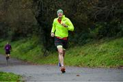 24 November 2018; parkrun Ireland in partnership with Vhi, added their 100th event on Saturday, 24th November, with the introduction of the Glen River parkrun in Co. Cork. Pictured is Alan Crowley from Cork City participants taking part in the Glen River parkrun. parkruns take place over a 5km course weekly, are free to enter and are open to all ages and abilities, providing a fun and safe environment to enjoy exercise. To register for a parkrun near you visit www.parkrun.ie. Photo by Eóin Noonan/Sportsfile