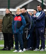 24 November 2018; Sligo Rovers manager Liam Buckley during the 2018 FAI Coach Education Conference at IT Carlow, in Carlow. Photo by Harry Murphy/Sportsfile