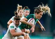 24 November 2018; Eimear Considine of Ireland is tackled by Sarah Hunter of England during the Women's International Rugby match between England and Ireland at Twickenham Stadium in London, England. Photo by Matt Impey/Sportsfile