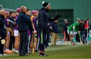 18 November 2018; Keith Rossiter of Wexford during the Aer Lingus Fenway Hurling Classic 2018 semi-final match between Limerick and Wexford at Fenway Park in Boston, MA, USA. Photo by Piaras Ó Mídheach/Sportsfile