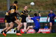 11 November 2018; Colm Cooper of Dr Crokes in action against Colm Scully St Finbarr's during the AIB Munster GAA Football Senior Club Championship semi-final match between Dr Crokes and St Finbarr's at Dr Crokes GAA, in Killarney, Co. Kerry. Photo by Piaras Ó Mídheach/Sportsfile