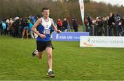 25 November 2018; Matthew Hayes of Ratoath A.C. Co. Dublin,competing in the Boys U16 4,000m during the Irish Life Health National Senior & Junior Cross Country Championships at National Sports Campus in Abbottstown, Dublin. Photo by Harry Murphy/Sportsfile