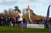 25 November 2018; William Maunsell of Clonmel A.C. Co. Tipperary, competing in the Senior and U23 Men's 10,000m during the Irish Life Health National Senior & Junior Cross Country Championships at National Sports Campus in Abbottstown, Dublin. Photo by Harry Murphy/Sportsfile