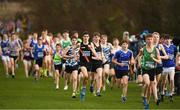 25 November 2018; A general view during the Boys U16 4,000m during the Irish Life Health National Senior & Junior Cross Country Championships at National Sports Campus in Abbottstown, Dublin. Photo by Harry Murphy/Sportsfile