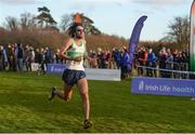 25 November 2018; Mick Clohisey of Raheny Shamrock A.C. Co. Dublin, competing in the Senior and U23 Men's 10,000m during the Irish Life Health National Senior & Junior Cross Country Championships at National Sports Campus in Abbottstown, Dublin. Photo by Harry Murphy/Sportsfile