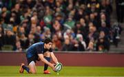 24 November 2018; / during the Guinness Series International match between Ireland and USA at the Aviva Stadium in Dublin. 24 November 2018; Joey Carbery of Ireland during the Guinness Series International match between Ireland and USA at the Aviva Stadium in Dublin. Photo by Brendan Moran/Sportsfile