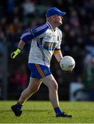 14 October 2018; Tony McDonnell of Summerhill during the Meath County Senior Club Football Championship Final match between St Peter's Dunboyne and Summerhill at Páirc Tailteann in Navan, Meath. Photo by Brendan Moran/Sportsfile