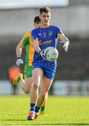 11 November 2018; Cian McManus of Clann na nGael during the AIB Connacht GAA Football Senior Club Championship semi-final match between Clann na nGael and Corofin at Dr. Hyde Park in Roscommon. Photo by Ramsey Cardy/Sportsfile