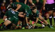 3 November 2018; Kieran Marmion of Connacht during the Guinness PRO14 Round 8 match between Connacht and Dragons at the Sportsground in Galway. Photo by Ramsey Cardy/Sportsfile
