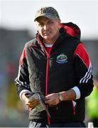 28 October 2018; Dingle manager Sean Geaney during the Kerry County Senior Club Football Championship Final match between Dr Crokes and Dingle at Austin Stack Park in Tralee, Kerry. Photo by Brendan Moran/Sportsfile