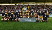 28 October 2018; The Dr. Crokes squad prior to the Kerry County Senior Club Football Championship Final match between Dr Crokes and Dingle at Austin Stack Park in Tralee, Kerry. Photo by Brendan Moran/Sportsfile
