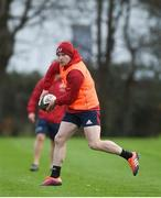 27 November 2018; Keith Earls during Munster Rugby squad training at the University of Limerick in Limerick. Photo by Diarmuid Greene/Sportsfile