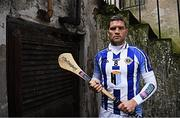 28 November 2018; Ballyboden St Endas' Conal Keaney is pictured in Dublin ahead of the AIB GAA Leinster Senior Hurling Championship Final where they face Ballyhale Shamrocks on Sunday, December 2nd at Netwatch Cullen Park. AIB is in its 28th season sponsoring the GAA Club Championship and will celebrate their 6th season sponsoring the Camogie Association. AIB is delighted to continue to support Senior, Junior and Intermediate Championships across football, hurling, and camogie. For exclusive content and behind the scenes action throughout the AIB GAA & Camogie Club Championships follow AIB GAA on Facebook, Twitter, Instagram and Snapchat and www.aib.ie/gaa. Photo by Piaras Ó Mídheach/Sportsfile