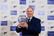 29 November 2018; Lifetime Achievement Award Winner, Paddy Marley, during the Irish Life Health National Athletics Awards 2018 at the Crowne Plaza Hotel in Blanchardstown, Dublin. Photo by Sam Barnes/Sportsfile