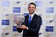 29 November 2018; Athlete of the Year, Thomas Barr during the Irish Life Health National Athletics Awards 2018 at the Crowne Plaza Hotel in Blanchardstown, Dublin. Photo by Sam Barnes/Sportsfile