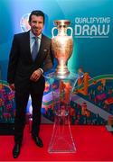 1 December 2018; Former Portugal international Luis Figo in attendance during the UEFA EURO2020 Qualifying Draw Official Dinner at the Mansion House in Dublin. Photo by Stephen McCarthy/Sportsfile