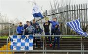 2 December 2018; A general view of young Scotstown supporters before the AIB Ulster GAA Football Senior Club Championship Final match between Gaoth Dobhair and Scotstown at Healy Park in Tyrone. Photo by Oliver McVeigh/Sportsfile