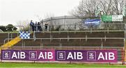 2 December 2018; Supporters before the AIB Ulster GAA Football Senior Club Championship Final match between Gaoth Dobhair and Scotstown at Healy Park in Tyrone. Photo by Oliver McVeigh/Sportsfile