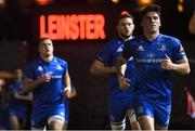 1 December 2018; Jimmy O'Brien of Leinster ahead of the Guinness PRO14 Round 10 match between Dragons and Leinster at Rodney Parade in Newport, Wales. Photo by Ramsey Cardy/Sportsfile