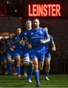 1 December 2018; Dave Kearney of Leinster ahead of the Guinness PRO14 Round 10 match between Dragons and Leinster at Rodney Parade in Newport, Wales. Photo by Ramsey Cardy/Sportsfile