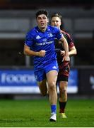 1 December 2018; Jimmy O'Brien of Leinster during the Guinness PRO14 Round 10 match between Dragons and Leinster at Rodney Parade in Newport, Wales. Photo by Ramsey Cardy/Sportsfile