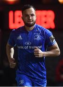 1 December 2018; Jamison Gibson-Park of Leinster ahead of the Guinness PRO14 Round 10 match between Dragons and Leinster at Rodney Parade in Newport, Wales. Photo by Ramsey Cardy/Sportsfile