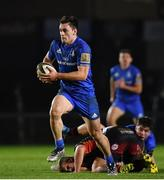 1 December 2018; Conor O'Brien of Leinster during the Guinness PRO14 Round 10 match between Dragons and Leinster at Rodney Parade in Newport, Wales. Photo by Ramsey Cardy/Sportsfile