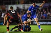 1 December 2018; Ed Byrne of Leinster during the Guinness PRO14 Round 10 match between Dragons and Leinster at Rodney Parade in Newport, Wales. Photo by Ramsey Cardy/Sportsfile
