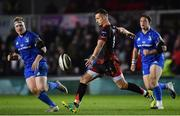 1 December 2018; Jason Tovey of Dragons during the Guinness PRO14 Round 10 match between Dragons and Leinster at Rodney Parade in Newport, Wales. Photo by Ramsey Cardy/Sportsfile