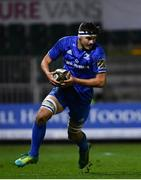 1 December 2018; Max Deegan of Leinster during the Guinness PRO14 Round 10 match between Dragons and Leinster at Rodney Parade in Newport, Wales. Photo by Ramsey Cardy/Sportsfile