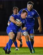 1 December 2018; Bryan Byrne of Leinster during the Guinness PRO14 Round 10 match between Dragons and Leinster at Rodney Parade in Newport, Wales. Photo by Ramsey Cardy/Sportsfile
