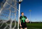 3 December 2018; Cian O'Niaraigh of Dundalk Young Irelands during the AIB Leinster GAA Club Football Finals Launch at the GAA Games Development Centre in Abbotstown, Dublin. Photo by David Fitzgerald/Sportsfile