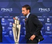 3 December 2018; England head coach Gareth Southgate during the UEFA Nations League Finals Draw at The Shelbourne Hotel in Dublin. Photo by Stephen McCarthy/Sportsfile