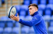 3 December 2018; Garry Ringrose during Leinster Rugby squad training at Energia Park in Donnybrook, Dublin. Photo by Ramsey Cardy/Sportsfile