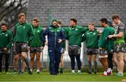 4 December 2018; Connacht athletic performance coach David Howarth during Connacht Rugby squad training at the Sportsground in Galway. Photo by Sam Barnes/Sportsfile