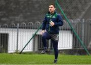 4 December 2018; Caolin Blade during Connacht Rugby squad training at the Sportsground in Galway. Photo by Sam Barnes/Sportsfile
