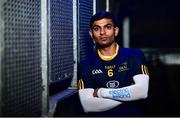 5 December 2018; Shehroz Akram of DCU Dochas Eireann at the Electric Ireland Higher Education GAA Championships Launch and Draw at Croke Park in Dublin. Photo by David Fitzgerald/Sportsfile
