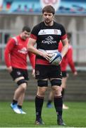 6 December 2018; Iain Henderson during the Ulster Rugby Captain's Run at the Kingspan Stadium in Belfast. Photo by Oliver McVeigh/Sportsfile